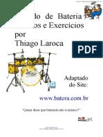 [Cliqueapostilas.com.Br] Metodo de Bateria Estudos e Exercicios