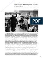 Lawfareblog.com-The Refugee Executive Order the Immigration Act and the Governments Bottom Line
