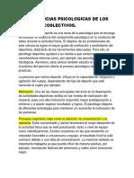 10 Influencias Psicologicas de Los Deportes Co0lectivos.