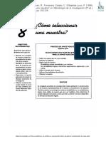 10) Hernández Sampieri, R. (2006) (pp.203-228)