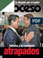 Revista Proceso 1858 (10 Junio 2012)