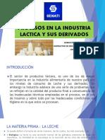 Industria Lactica y Derivados