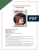 Carole Mortimer - Una Pasión Tempestuosa