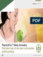 ppt phytocelltec malus domestica
