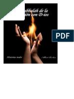 DocumentSlide.org Albert Gozlan La Kabbalah de La Conexion Con D Ios Resumen.pdf
