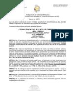 Codigo Fiscal Del Edo. Chih 29