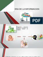 Teoria de La Informacion y Formulaciones Existenciales y Fenomenologicas