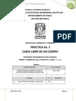 p03 Caida Libre de Un Cuerpo_2017-II