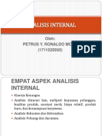 Analisis Internal