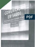 CORCORAN, N. Teorias e Modelos Na Comunicação de Mensagens de Saúde