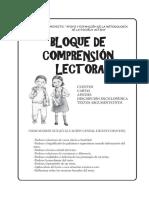 Bloque de Comprensión lectora ECE.pdf