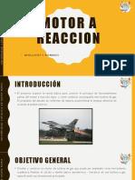 Motor a Reaccion Fase 1