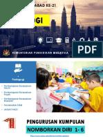 Kit Penerangan - Pedagogi Acticities