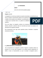 Documento Topografia