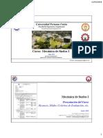 01 MSI Presentación Del Curso Silabo Criterios de Evaluación