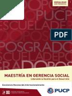Folleto Gerencia Social Mgs Semi Presencial 2018_final