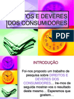 Direitos e Deveres Do Consumidor Iefp