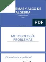 La Ingeniería Industrial - Unidad 2 - Problemas y Proporciones