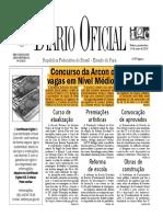 Edital Arcon Pa