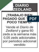 Aviso Diario de Zedland