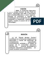 4.-Visión ,Misión 18