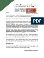 Actividad Chilenismos Lenguaje y Sociedad_2018