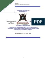 Gobierno Regional Julio