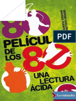 80 Peliculas de Los 80 Una Lectura Acida - Andres Puente y Sergio Guillen