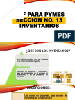 Niif para pymes SECCION No 13 Inventarios.pptx