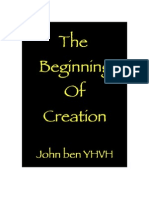 The Beginning of Creation