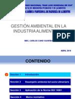 1era Clase Gestion Ambiental en La Industria Alimentaria