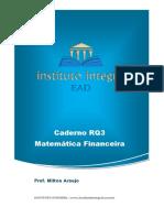 NOVA Banrisul 2015 Matematica Financeira