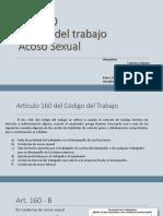 Acoso Sexual en Chile