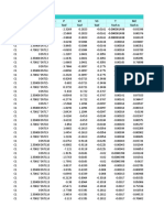 Excel de Acero