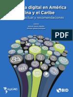 Economia Digital en America Latina y El Caribe Situacion Actual y Recomendaciones1