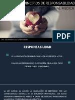 Responsabilidad Medica - Dr Eduardo Salgado Leon