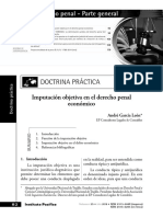 5. García León - Imputación Objetiva en El Derecho Penal Económico