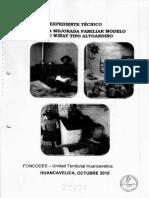 Expediente Tecnico -Cocina Tipo Altoandino