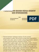 Pemerolehan Bahasa Kedua_slide
