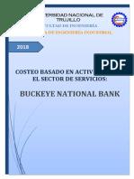 COSTEO BASADO EN ACTIVIDADES EN EL SECTOR DE SERVICIOS
