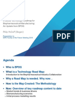 Biopharmaceutical - Technology Roadmapping