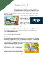 Panchatantra Stories - 3