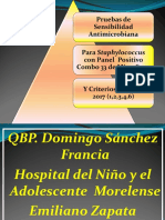 PSA Staphylococcus panel 33 de MicroScan y CLSI 2014.ppt