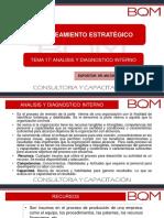 Tema 4 Analisis y Diagnostico Interno