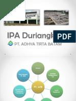 IPA Duriangkang