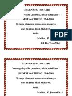 48956020-MENGENANG-1000-HARI.docx