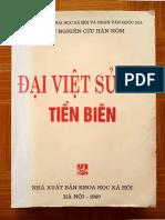 Nhà Lý - Trích Đại Việt Sử Ký Tiền Biên - Ngô Thời Sỹ (1800)