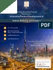Innovative Product Development of Islamic Banking & Finance training