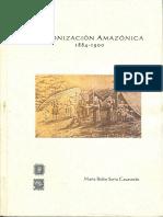 2007 Maria Belen Soria Casaverde Colonizacion Amazonica