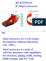 PERCEPTION ERP With ShipConstructor